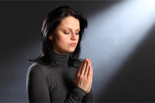 Keep the Faith by Feeling His Presence